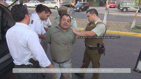 Photo of Declaraciones de conductor que provoca accidente y se fuga dejando 3 lesionados