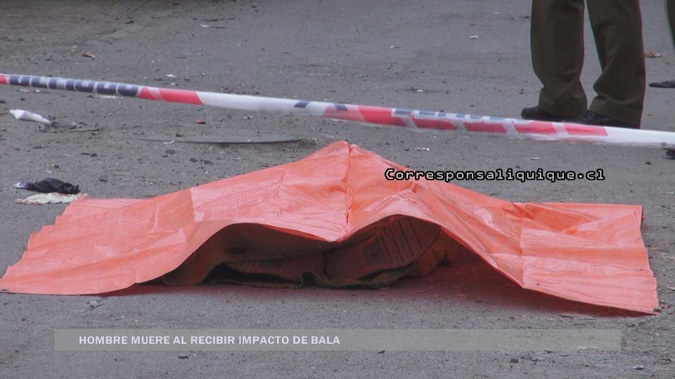 Photo of Hombre muere al recibir impacto de bala