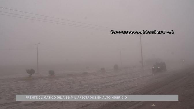 Photo of Evalúan comportamiento de los servicios tras emergencia climática en Tarapacá