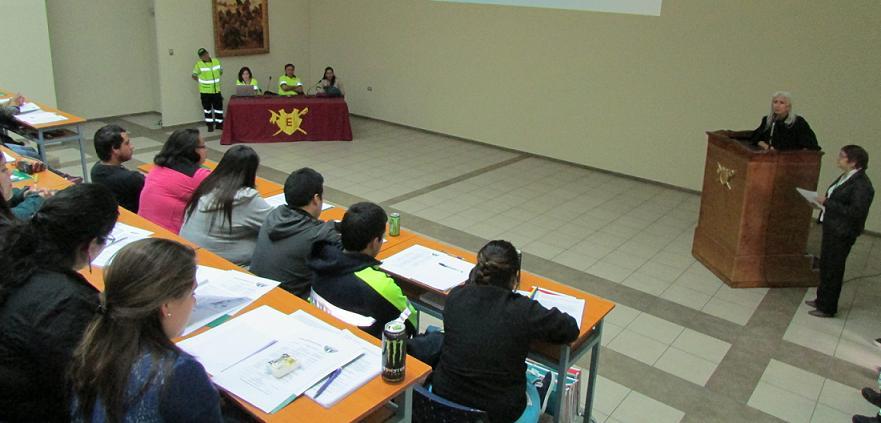 Photo of Capacitan a hospitalarios para actuar ante emergencias