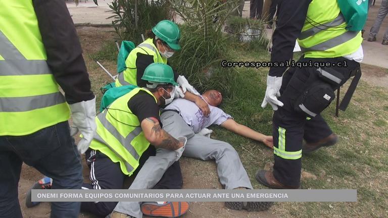 Photo of Onemi capacita a vecinos para actuar ante una emergencia