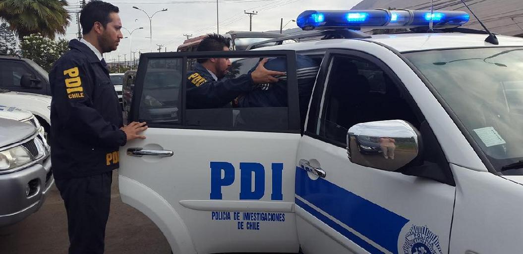 Photo of PDI detiene a sujeto por violencia intrafamiliar en Alto Hospicio