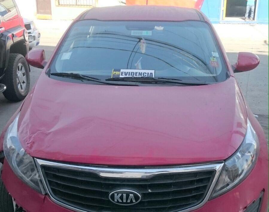 Photo of PDI recupera en Iquique camioneta robada en la Región Metropolitana