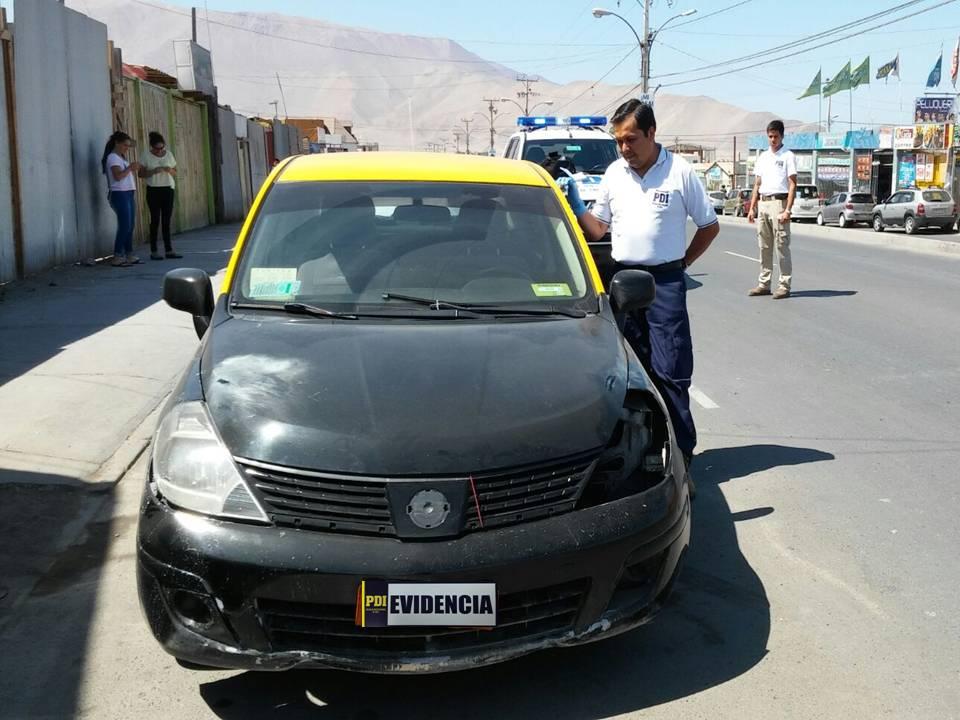 Photo of Alto Hospicio: PDI recupera vehículo robado y ubica a su dueño