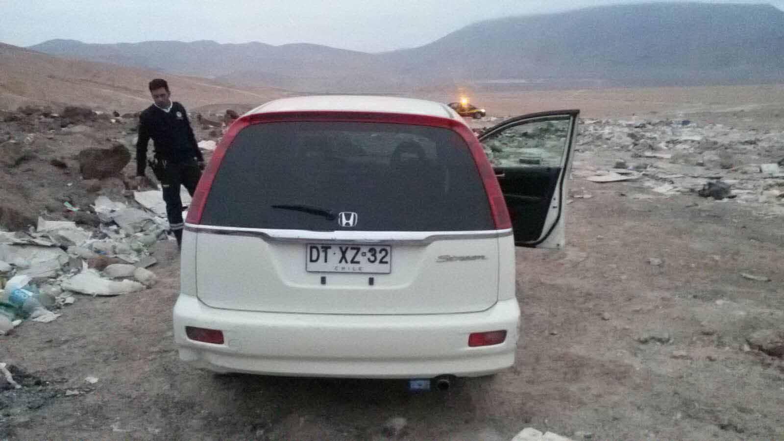 Photo of Alto Hospicio: Seguridad Municipal recupera vehículos robados