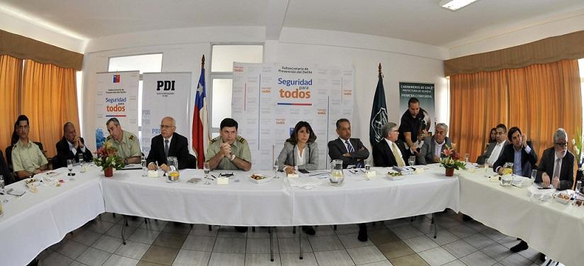 Photo of Aprueban Plan Regional de Seguridad Pública y anuncian 3 nuevos programas