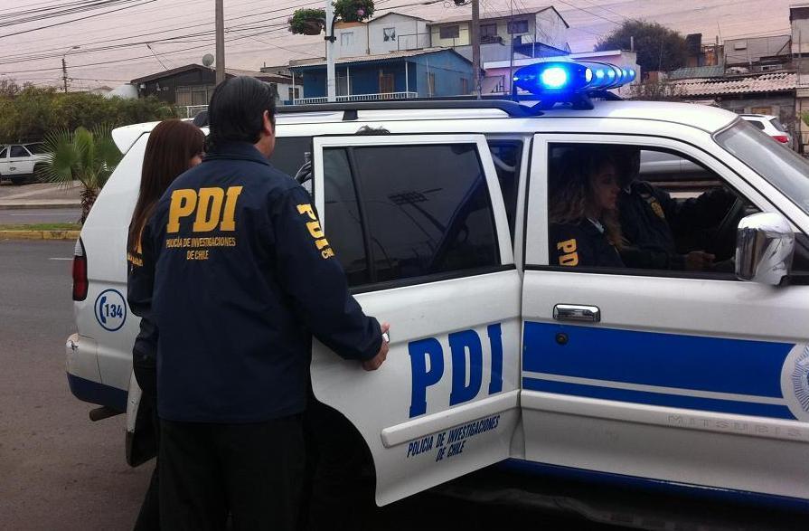 Photo of PDI detiene a nana boliviana que le robó las joyas a la dueña de casa