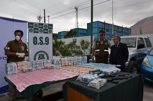 Photo of Desarticulan banda  dedicada al robo y contrabando de celulares