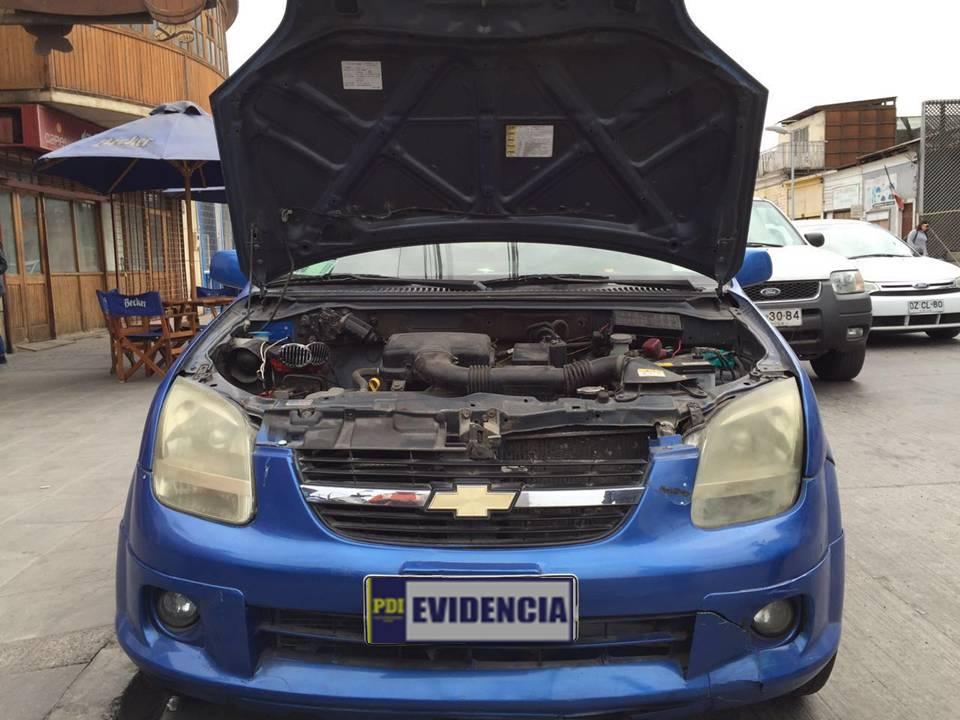 Photo of PDI recuperó un vehículo que había sido sustraído en el año 2012 en Iquique