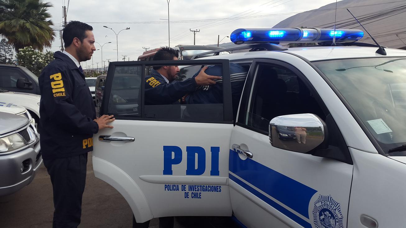 Photo of PDI detiene a cuarto sujeto imputado en robo con homicidio ocurrido en Alto Hospicio