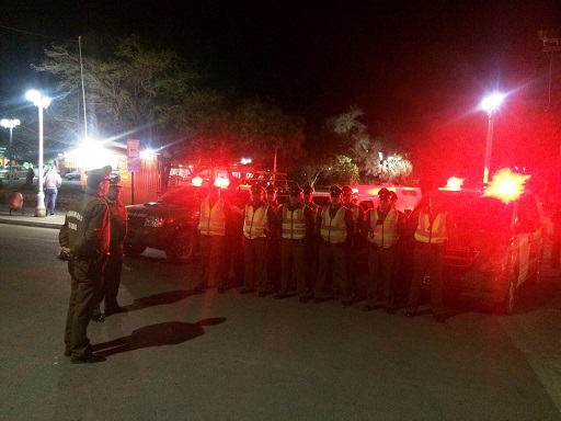 Photo of 34 detenidos dejó ronda extraordinaria realizada por Carabineros de la Prefectura Iquique