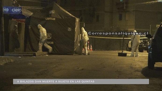 Photo of Asesinan a balazos a un sujeto en población Las Quintas