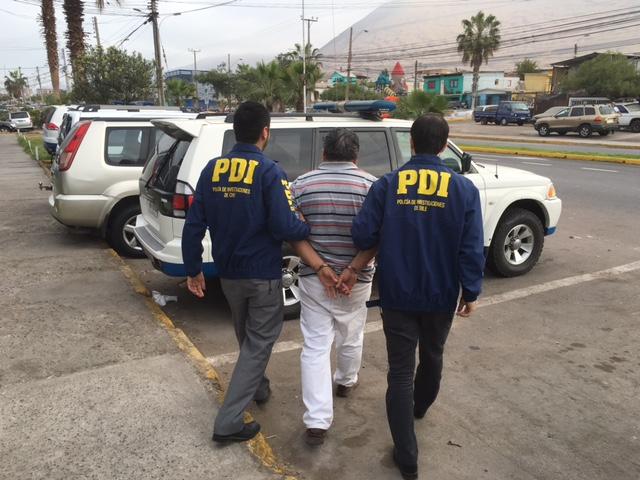 Photo of PDI detiene a anciano que vendía droga cerca de jardín infantil