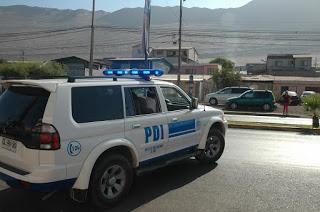 Photo of PDI detiene a boliviana por infracción a la Ley de Propiedad intelectual