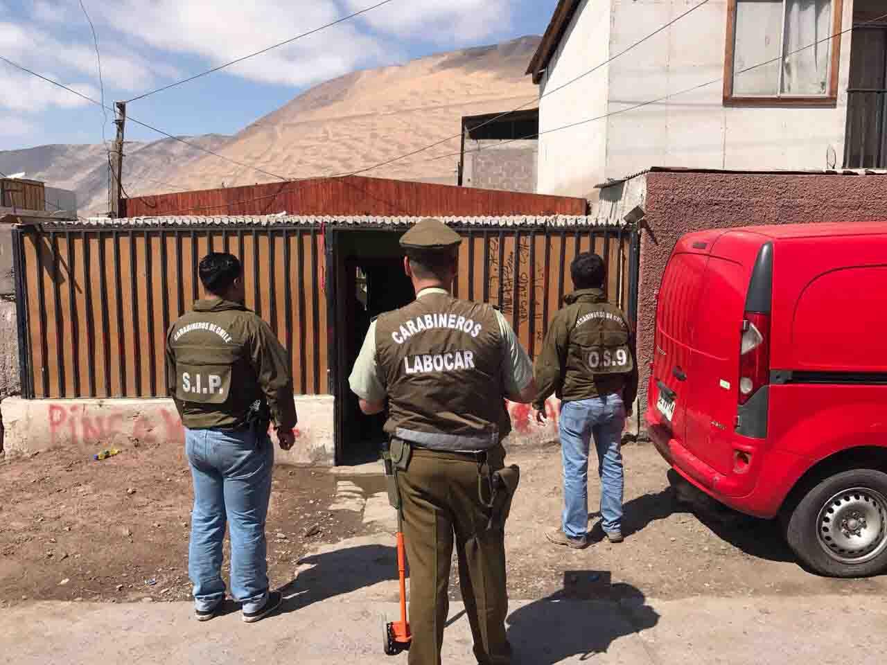 Photo of Labocar investiga incidente en el cual resultó baleado un hombre