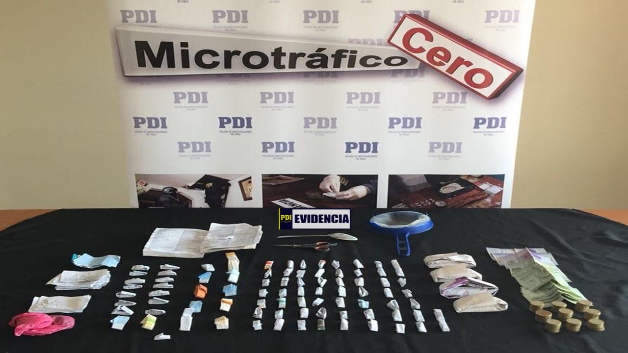 Photo of PDI neutraliza punto de venta de droga en Alto Hospicio