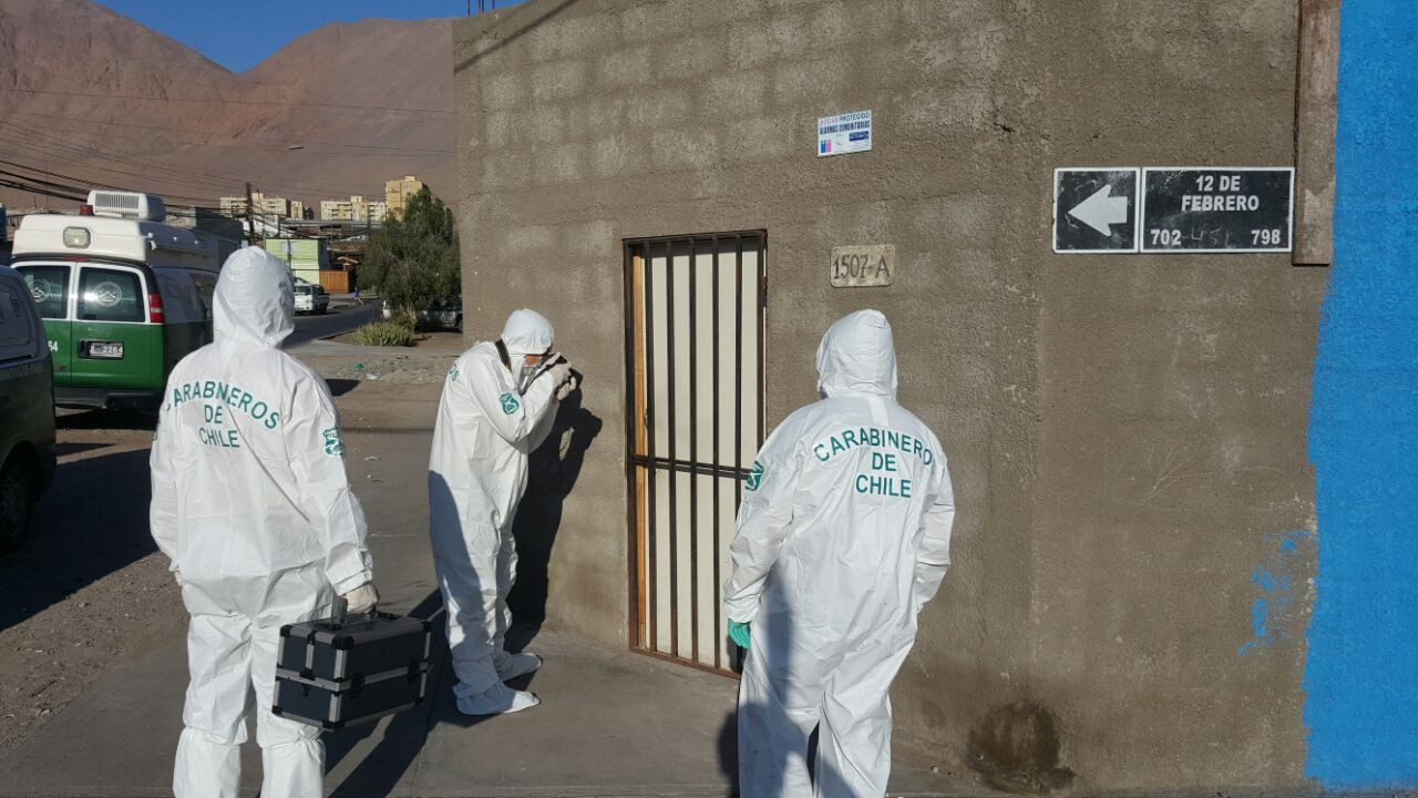 Photo of Extraño asesinato es investigado por Carabineros
