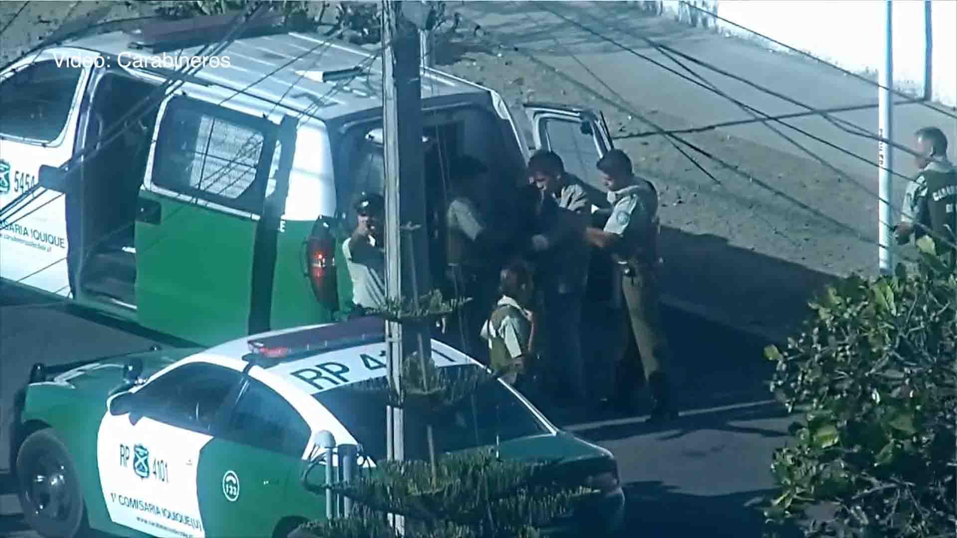 Photo of Carabineros detiene a peruano por robo frustrado y violación de morada