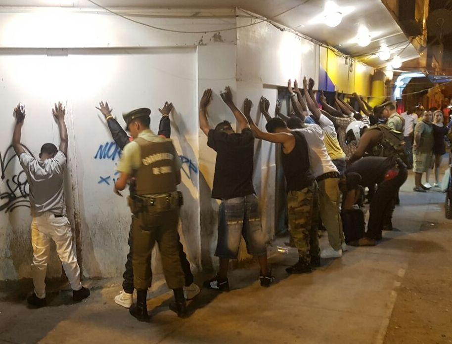 Photo of 1.580 detenidos: Efectiva labor de Sección de Fuerza de Tarea Tarapacá