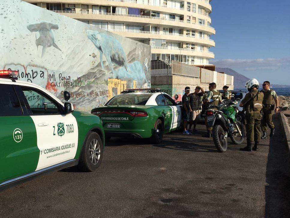 Photo of 61 detenidos por Carabineros en operativo de 24 horas realizado en toda la región