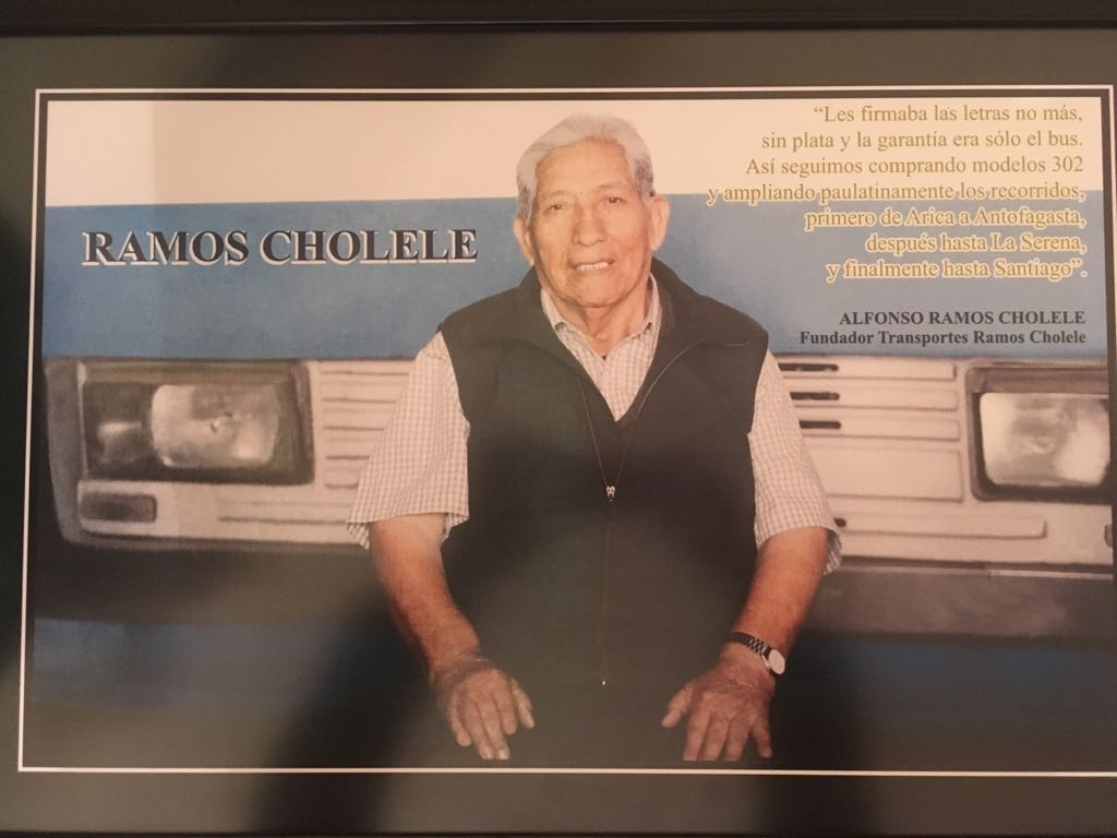 Photo of Fallece fundador de Transportes Ramos Cholele