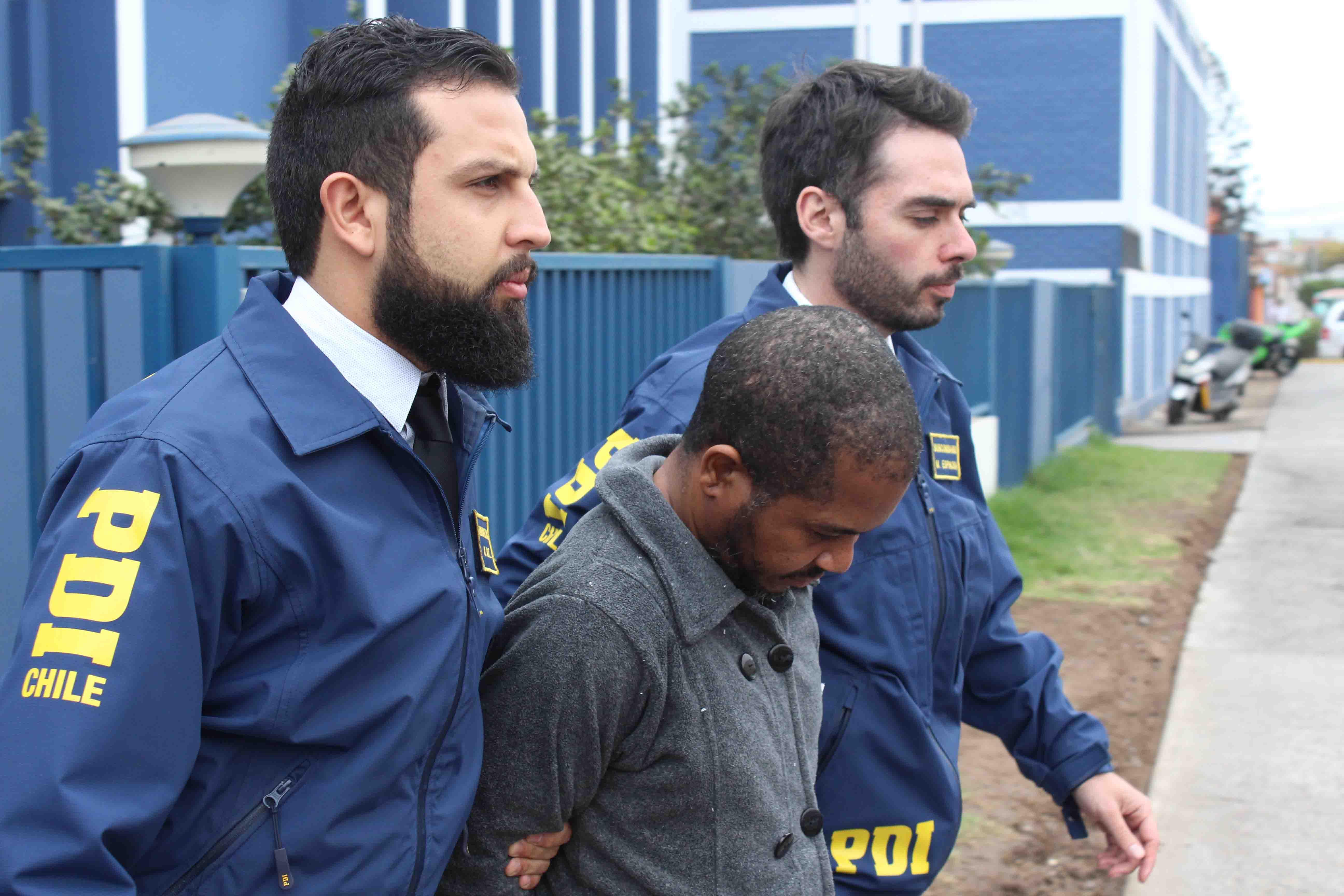 Photo of Capturan a dominicano que mató a colombiana