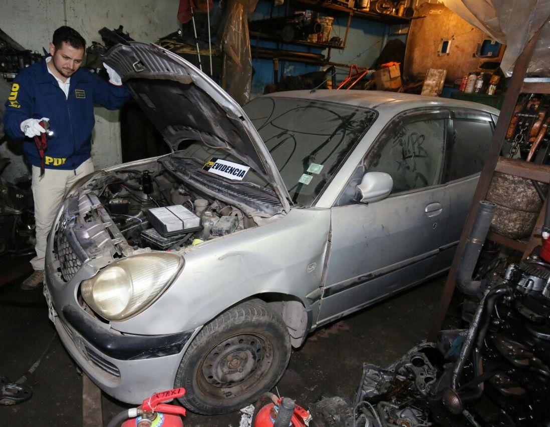 Photo of PDI recupera vehículo denunciado por apropiación