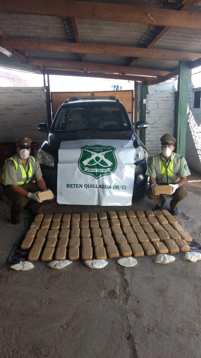 Photo of Mujer ocultaba más de 91 kilos de drogas en estructura de vehículo