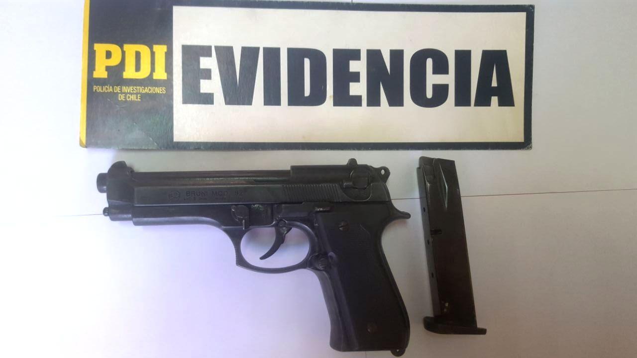 Photo of PDI detiene a sujeto por amenazar a su hijo con pistola