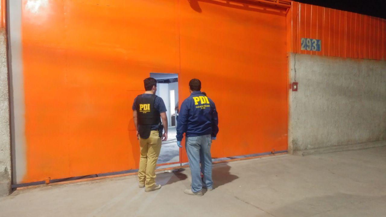 Photo of PDI desbarata prostíbulo clandestino donde se ejercía el delito de trata de personas