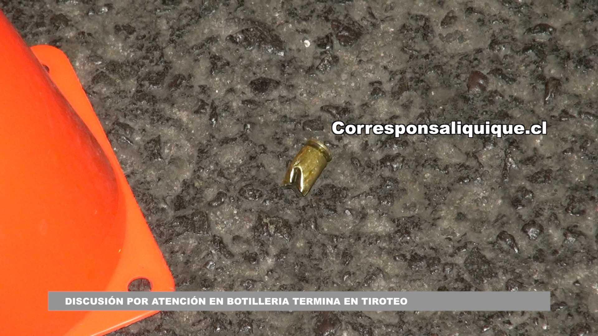 Photo of Discusión por atención en botillería terminó en tiroteo