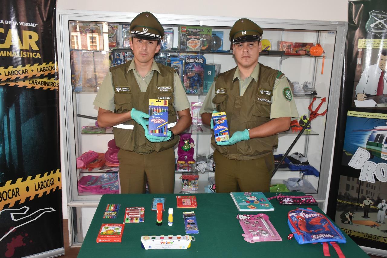 Photo of Carabineros entrega recomendaciones para realizar las compras escolares