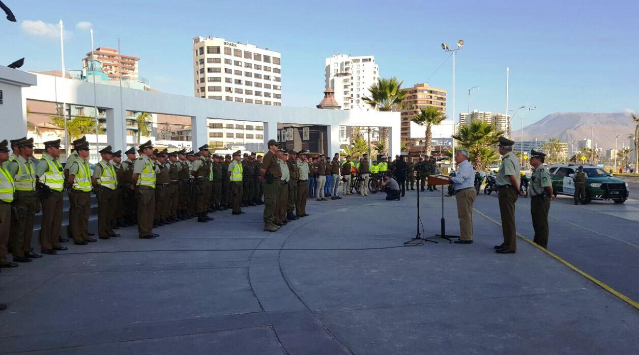 Photo of 109 detenidos en servicio focalizado de Carabineros