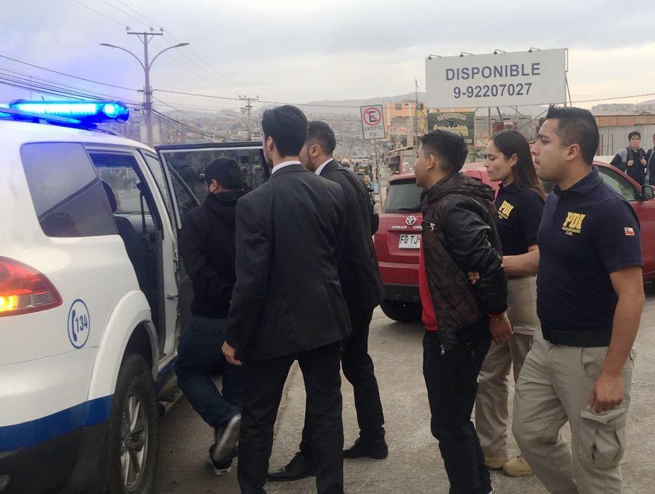 Photo of PDI junto a la Fiscalía desarticulan a la primera agrupación narco dealer en Chile