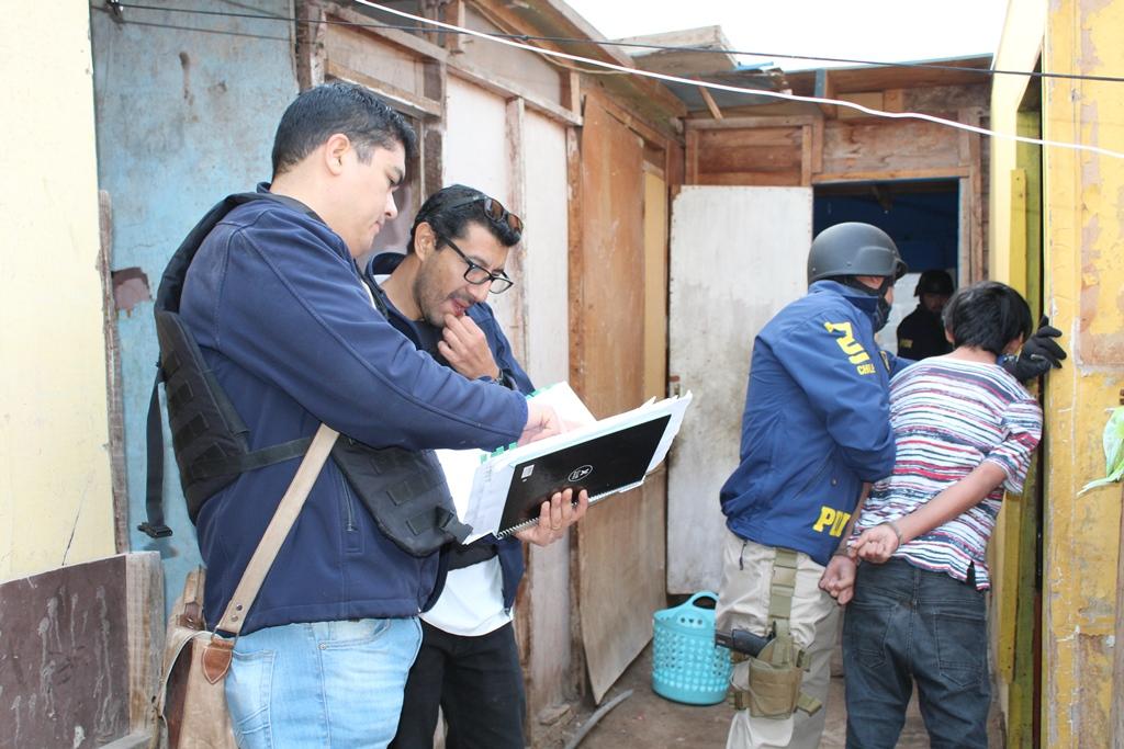 Photo of Ahora contra el microtráfico: 32 detenidos  en exitoso operativo de Fiscalia y PDI