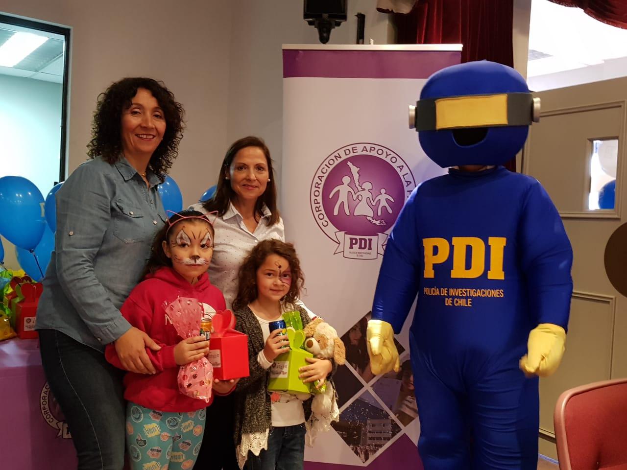 Photo of PDI Iquique celebra el día del niño