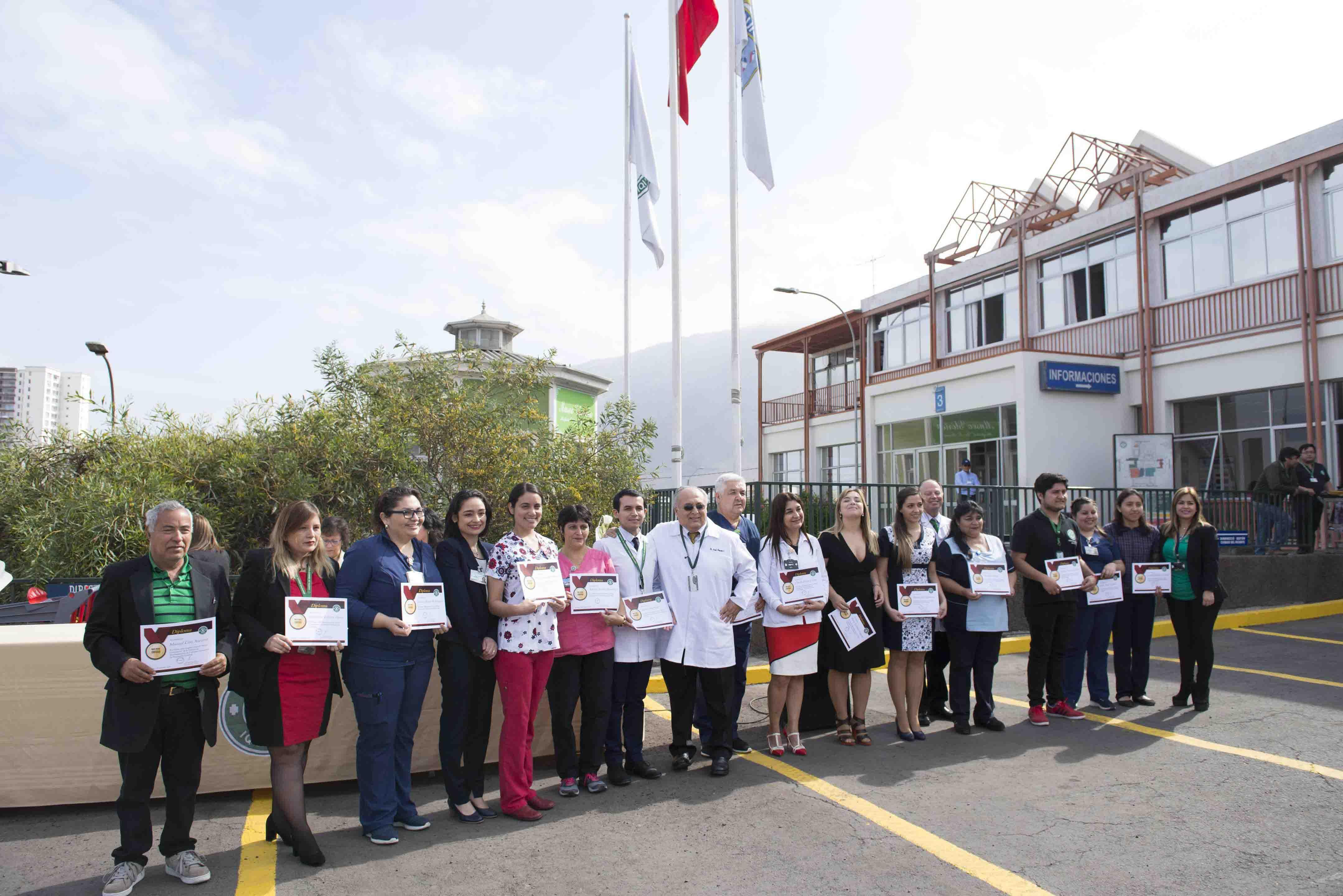 Photo of Con un llamado a unirse en lo común, el Hospital de Iquique celebró 131 años de vida