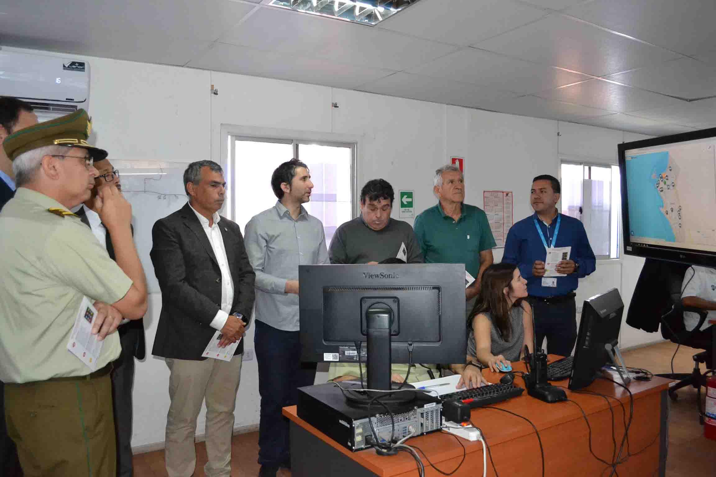 Photo of Carabineros y Municipalidad de Iquique lanzan nueva aplicación de seguridad vecinal