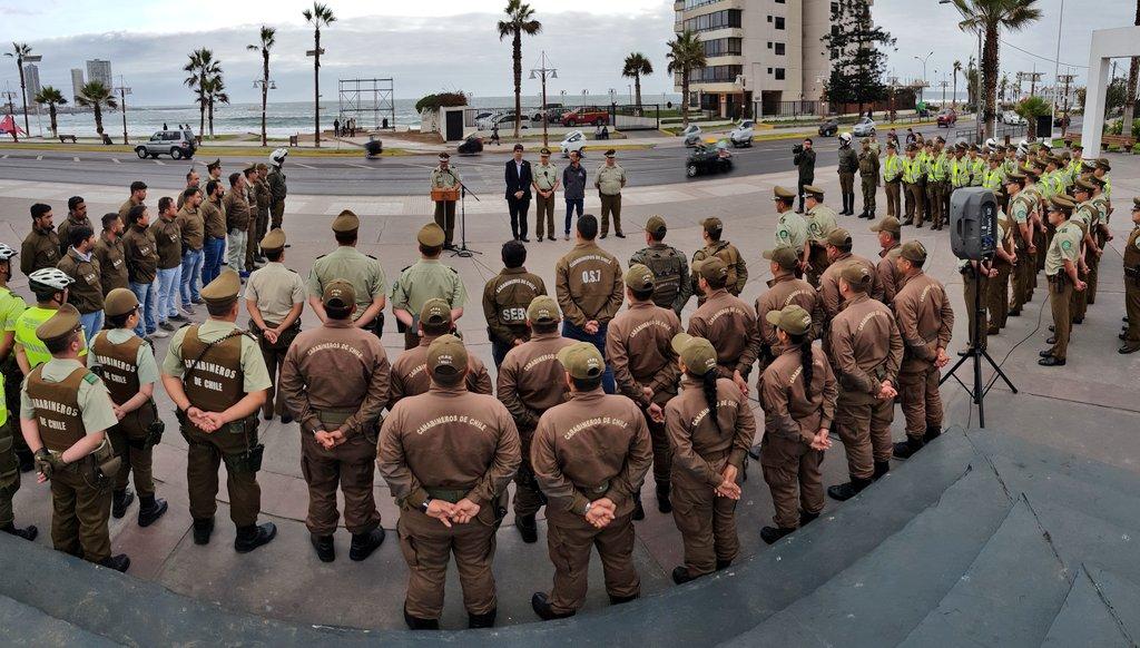 Photo of 260 detenidos por diversos delitos fue el saldo de ronda efectuada por Carabineros