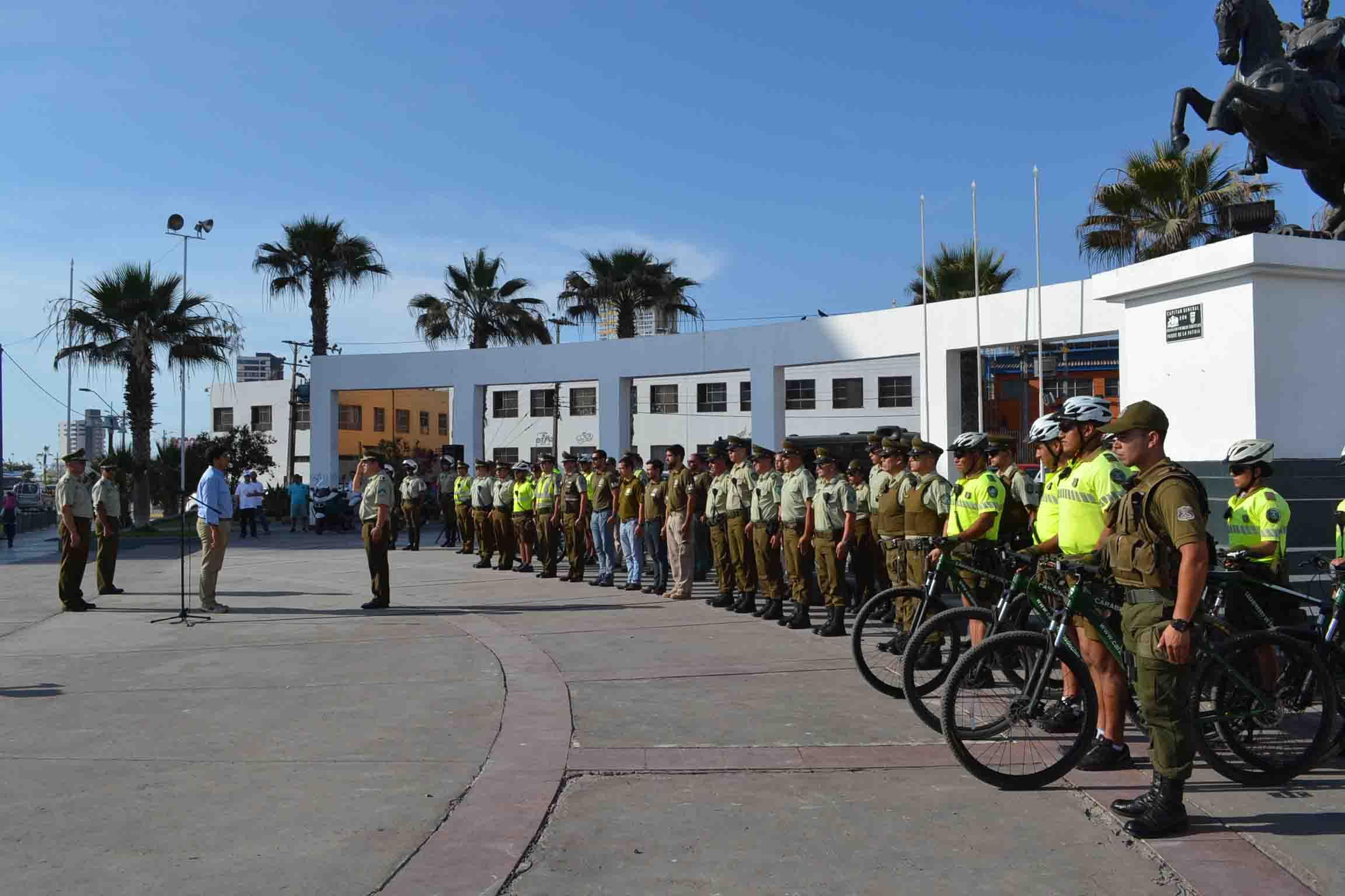 Photo of Más de 130 detenidos en ronda de Carabineros