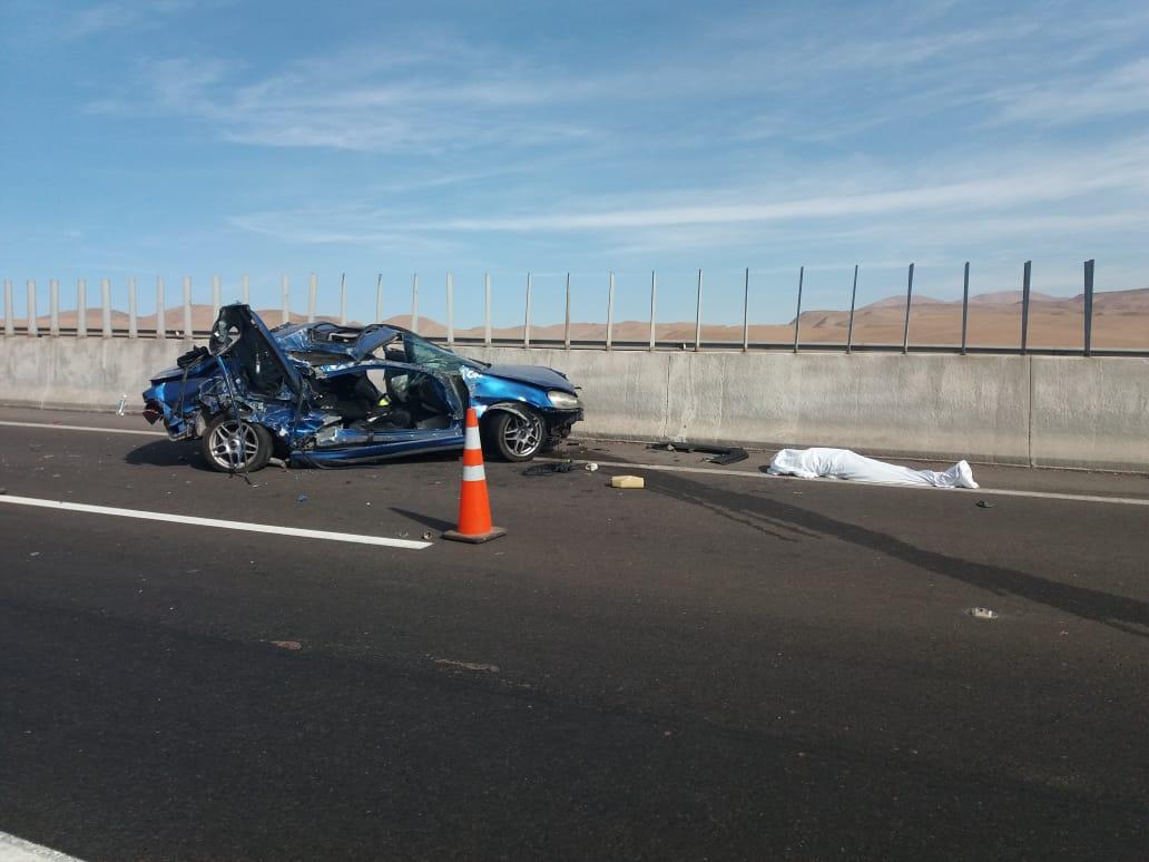 Photo of Mujer muere en accidente de transito en la ruta A16