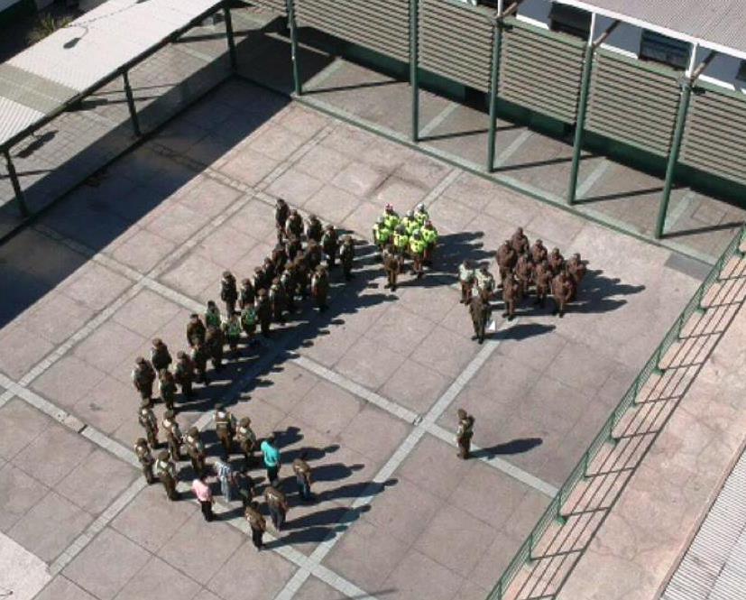Photo of 30 detenidos en servicio preventivo en Alto Hospicio