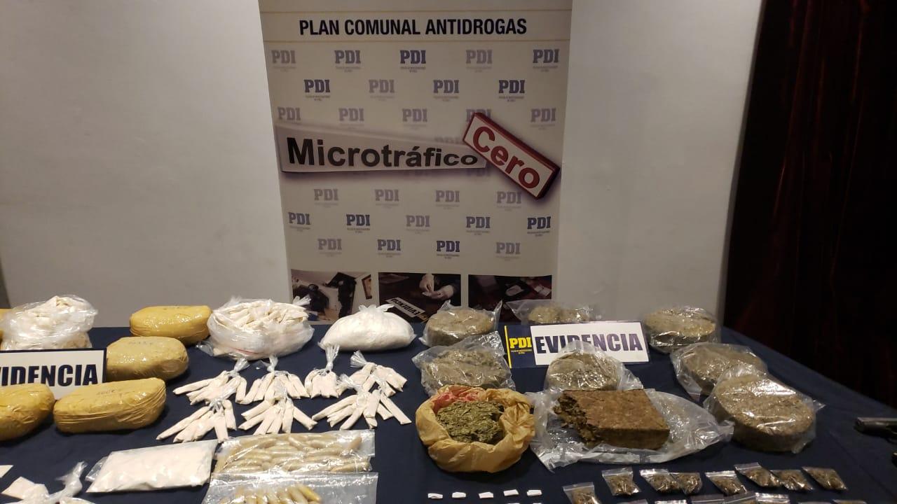 Photo of Operación Eclipse: PDI da duro golpe al microtráfico en Alto Hospicio