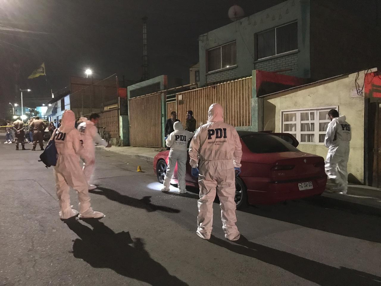 Photo of PDI investiga homicidio con arma de fuego
