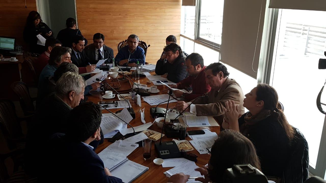 Photo of Concejo Municipal nuevamente no aprueba el termino de contrato de estacionamientos con Concesiones Iquique S.A.