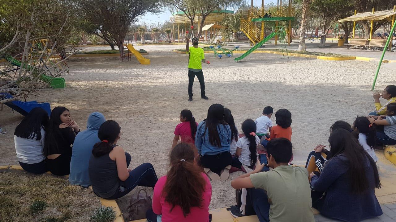 Photo of Con talleres y función abierta Tarapacá conmemora el Día del Circo