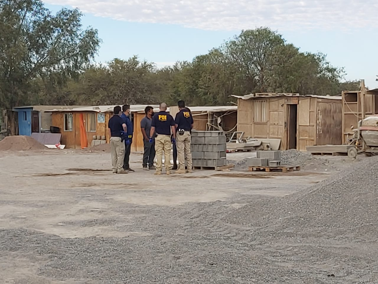 Photo of Rescatan a 4 víctimas del delito de trata de personas con fines de trabajo forzoso