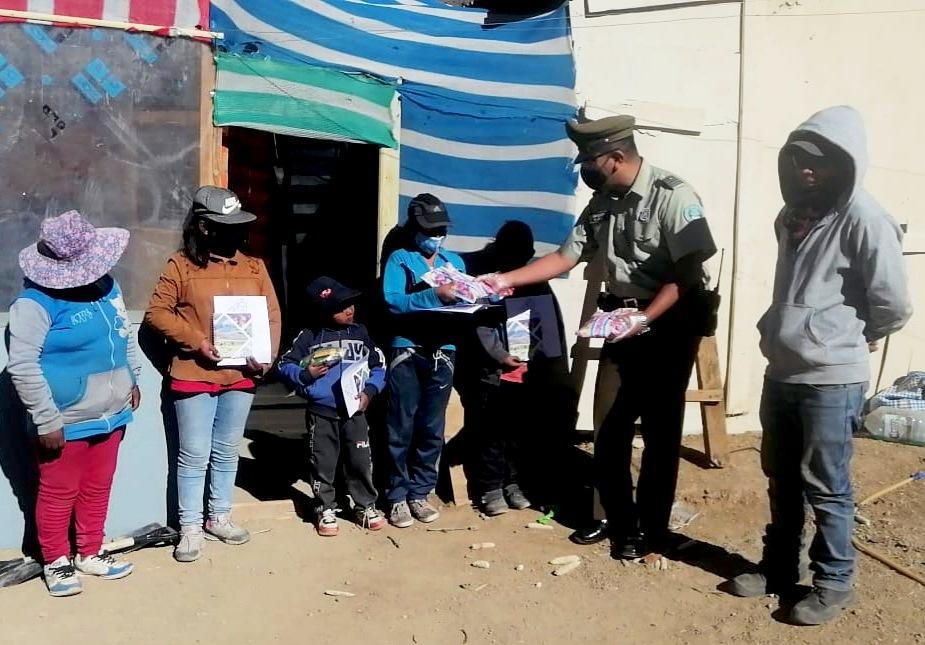 Photo of Carabineros celebra el Día del Niño en poblado de Chusmiza