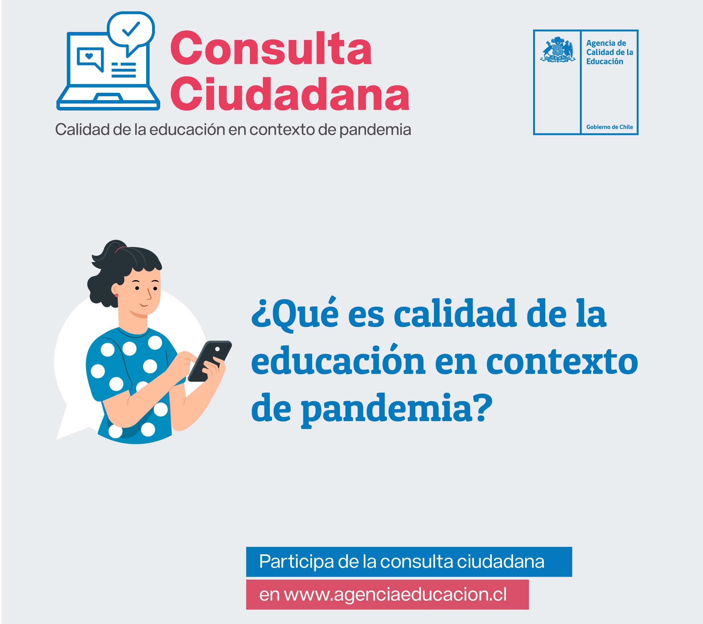 Photo of Agencia de Calidad de la Educación les pregunta a los padres y apoderados qué es calidad educativa en pandemia