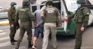 5 detenidos en Operación «El Padrino»